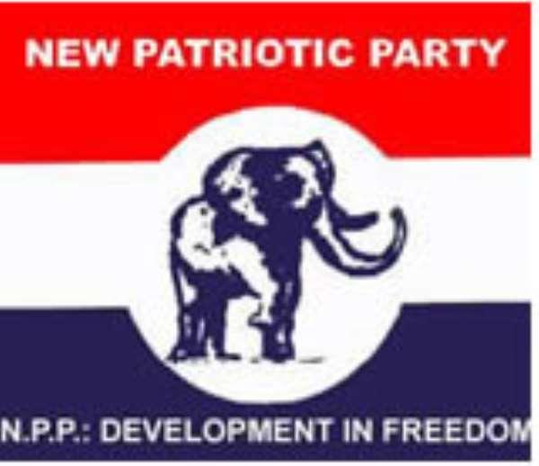 NPP inaugurates IMC for Agona West Constituency